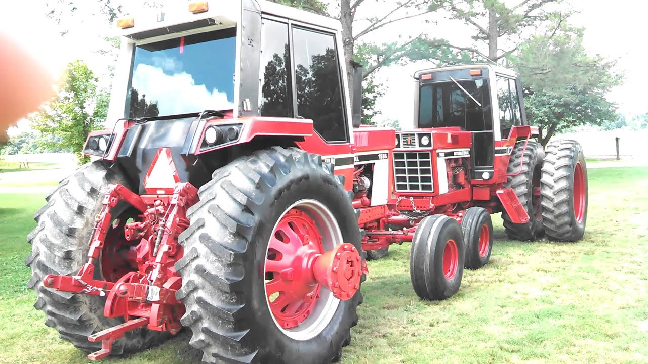 International Harvester 1086 1586