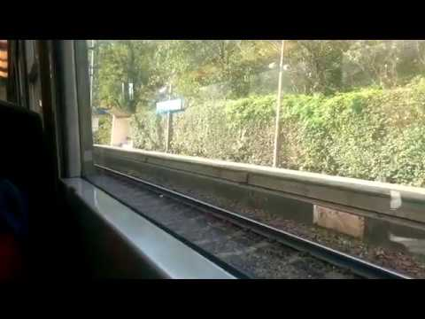RER C - Versailles Chantiers to Juvisy (Train in Paris)