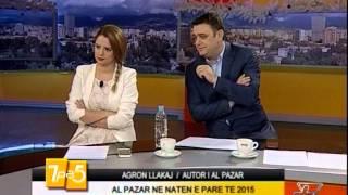 7pa5 - Al Pazar ne naten e pare 2015 - 31 Dhjetor 2014 - Show - Vizion Plus