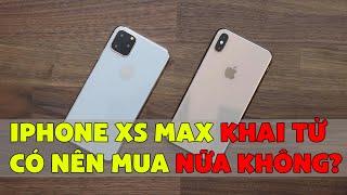 iPhone 11 Series ra mắt, iPhone XS Max KHAI TỬ. Có đáng mua?