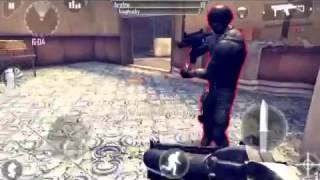 Modern Combat 4 Zero Hour- Hacker??? or Glitch?
