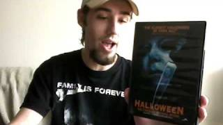 My Horror DVD Collection Part 41 (HalloweeN The Curse Of Michael Myers)