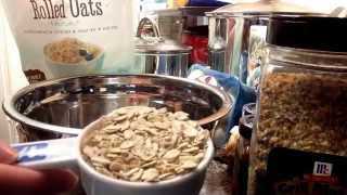 Quinoa, Lentil & Mushroom Burger