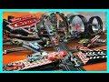 DISNEY CARS 3 | Crazy McQueen Vs Jackson Storm  | Cars Race Carrera Go!