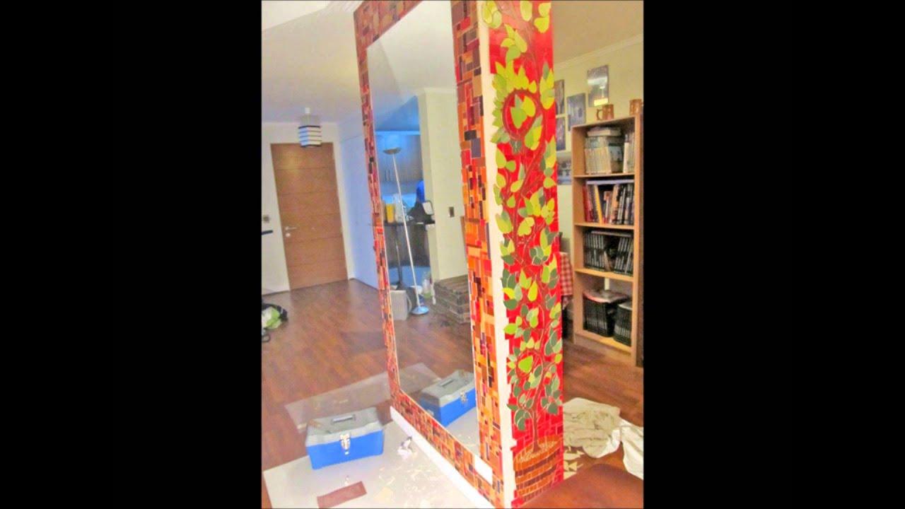 Mosaico mural paso a paso de una instalaci n youtube for El mural de mosaicos