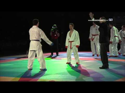 Shaolin vs Maroc : Karate compétition amicale - Shaolin la Nuit 2013