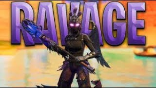 NEW SKIN RAVAGE - FER BEC #PIGEON !!! FORTNITE BATTLE ROYALE [FR/PS4/LIVE]