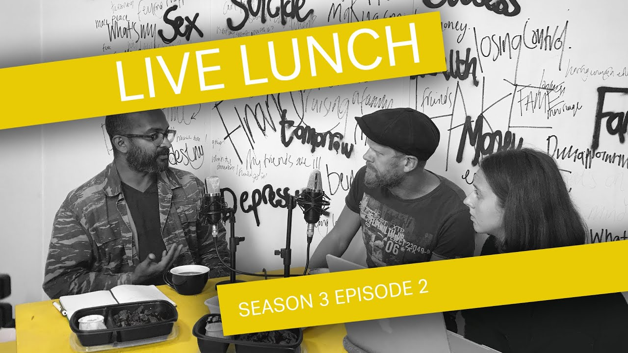 Tomorrow on your mind | LiveLunch - Season 3 Episode 2 Cover Image