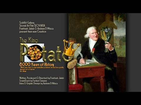 The KING POTATO  8000 Years of History