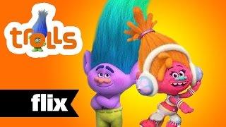 Dreamworks Trolls - First Look - Flix Movies