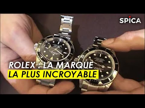 Rolex, itinéraire du succès