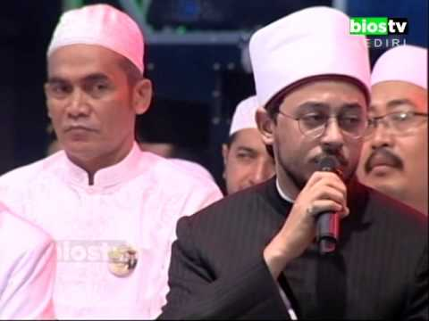 Lirboyo Bersholawat  - Madad Ya Maulana Ya Husain  -  Mustafa Atef & Habib Syech