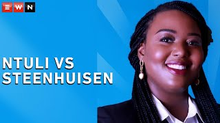 DA leadership candidate announced on Monday morning that she is challenging the party's interim leader John Steenhuisen to a series of four televised public debates.  #MbaliNtuli #DemocraticAlliance
