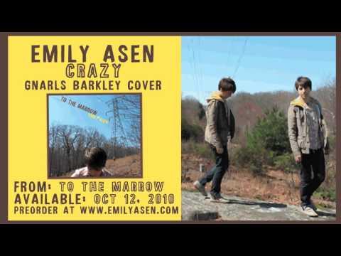 """Crazy"" - Gnarls Barkley (Emily Asen Cover) (Audio)"