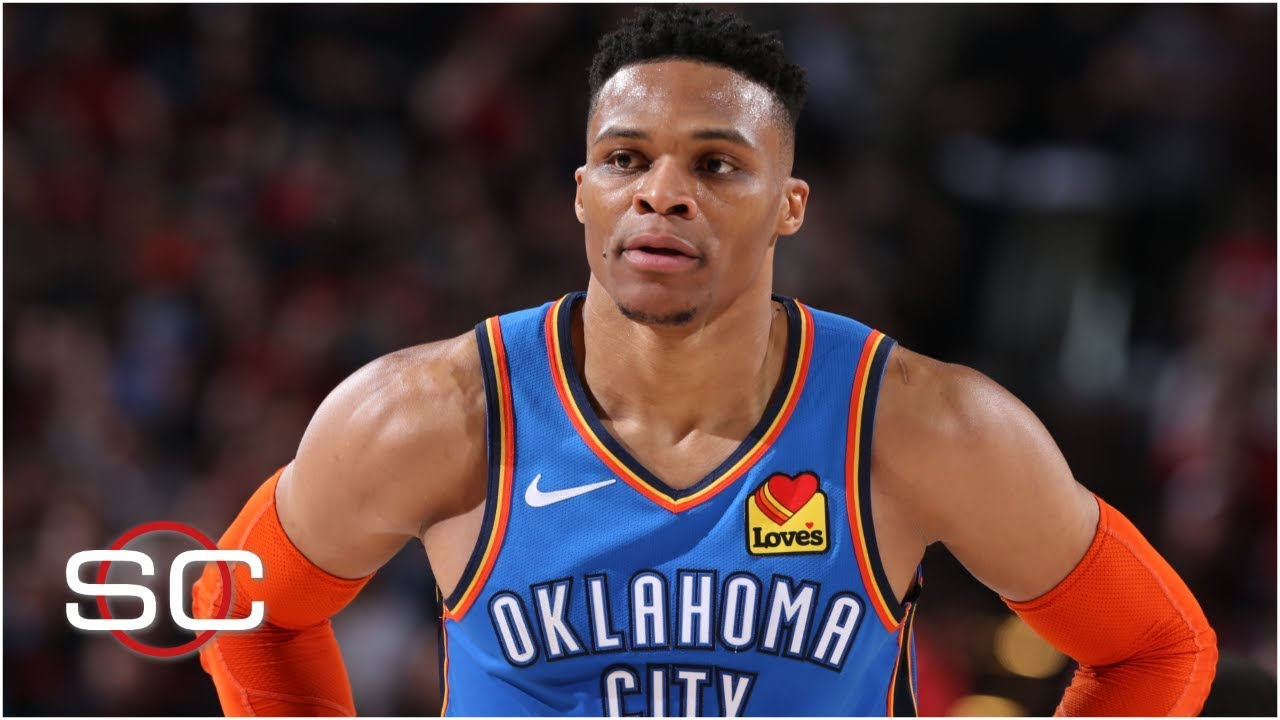 9f78ac9a1d4d0b Will Russell Westbrook get traded after OKC shipped Paul George to the  Clippers? | SportsCenter