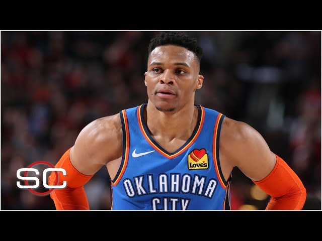 Will Russell Westbrook get traded after OKC shipped Paul George to the Clippers? | SportsCenter
