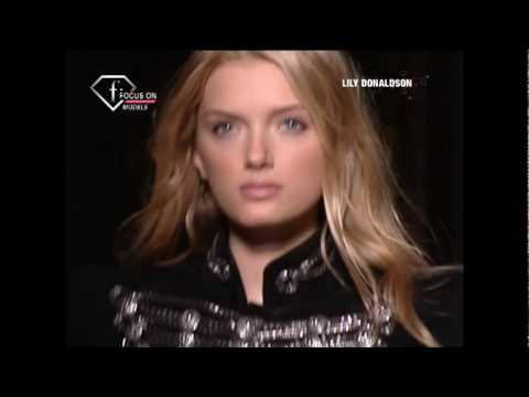 fashiontv | FTV.com - FIRST FACE S/S 09 NO.6 LILY DONALDSON