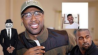 kanye west bed yeezy season 5 feat the dream reaction