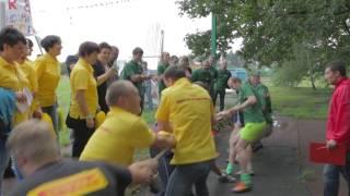 Олимпийские игры Pirelli, день рождения компании, Воронеж, пикник-парк Event