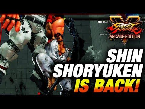 SFV AE * Shin Shoryuken Is BACK! / The Ryu That Ryu Players Dream About