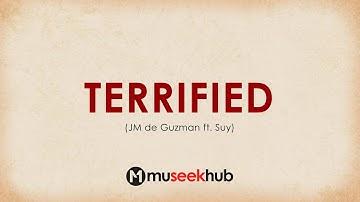 JM de Guzman - Terrified feat. Suy (HD Lyrics Video) 🎵