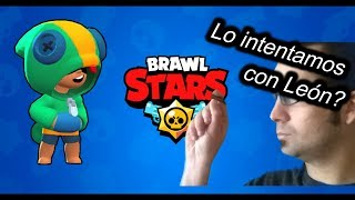 🎯 Brawl Stars | Sufrimos con LEON con RANDOMS | gameplay