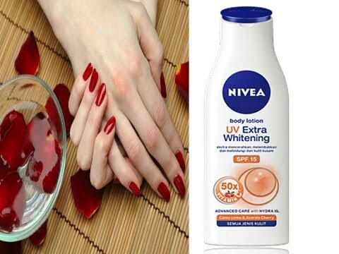 Nivea Extra whitening Body Lotion With Spf 15 Review ll Cell Repair lotion पूरी body कैसे गोरा करे.