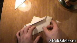 Как из бумаги сделать корону