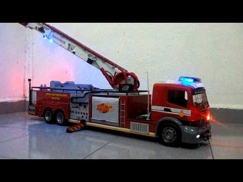 RC fire engine( fire and rescue Malaysia)