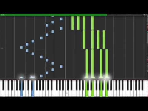 Time - Inception [Piano Tutorial] (Synthesia)
