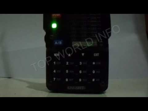 Baofeng UV 5R - Monitoring HT Polisi - Apel Malam Terkendali Aman, Siap 86