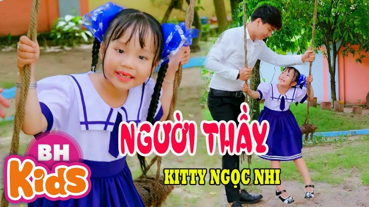 Người Thầy ♫ Kitty Ngọc Nhi & Vi Thiện ♫ Hát Về Thầy Cô Hay Cảm Động Nhất
