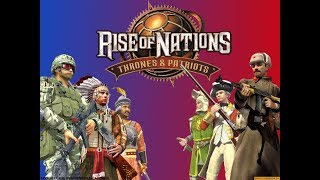 Rise Of Nations - Thrones And Patriots speedrun