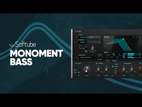 Softube's Monoment Bass plugin promises modern, mix-ready electronic bass sounds for today's producers | MusicRadar