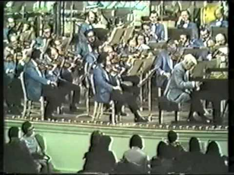 Earl Wild and Arthur Fiedler Play Tchaikovsky Piano Concerto no. 1 - Part 5/5 - mvt. 3