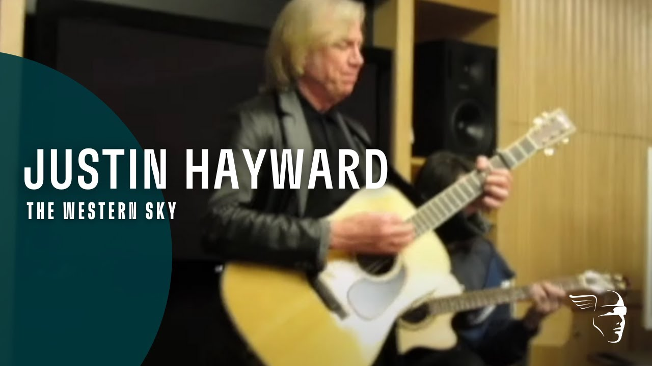Justin Hayward of The Moody Blues - The Western Sky ~ Acoustic (Spirits of the Western Sky)