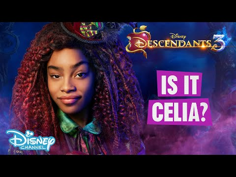 Descendants 3 | Is Celia Auradon's Biggest Nightmare?!