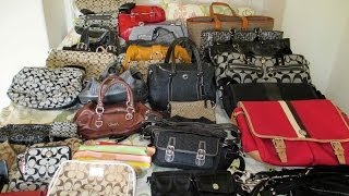 Coach Bags Collection