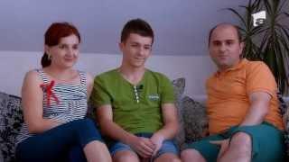 X Factor Romania, sezonul trei - Prezentare Roberto Velisar