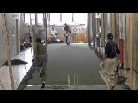 Cricket - Net Session, Real Fast Medium Bowling