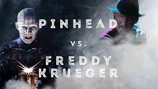 Pinhead vs. Freddy Krueger