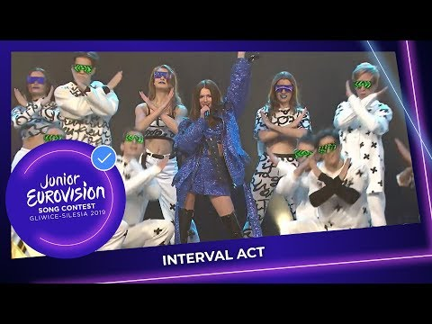 Roksana Węgiel - Anyone I Want To Be - Interval Act - Junior Eurovision 2019