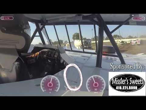 In-Car Camera Footage - Oakshade Raceway 6/16/18