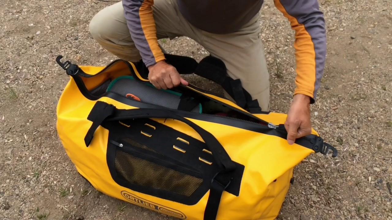 687c68d5d6f WRA - Ortlieb waterproof bags - YouTube