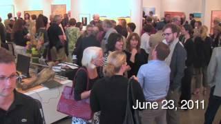 John Koerner Exhibit Opening