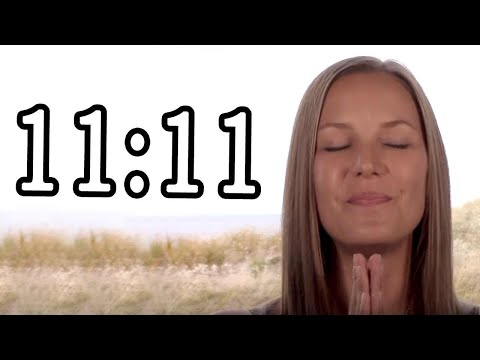 The Meaning of 11:11 - What Are Your Angels Are Trying to Tell You With the Angel Number 1111?