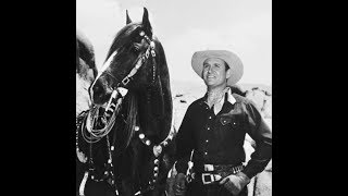 Gene Autry: From Poverty to Wealth (Jerry Skinner Documentary)