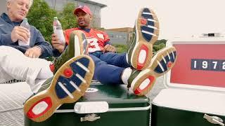 Nike Air Camp Monarch with Coach Carroll