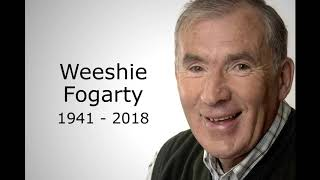 Gambar cover Weeshie Fogarty - The Best Of