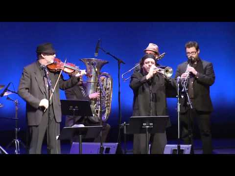 Michael Alpert, Frank London & the Klezmer All-Stars - Klezmer at its best!
